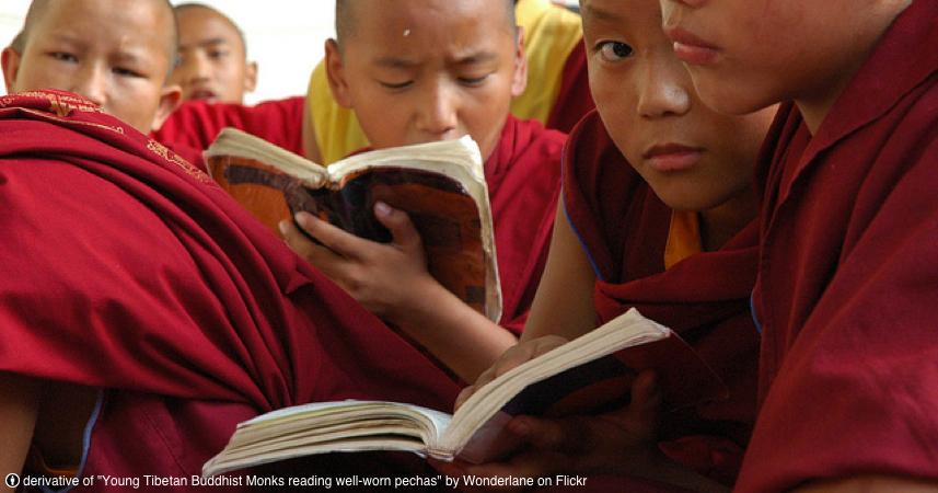 Young_Tibetan_Buddhist_monks-Wonderlane-edit
